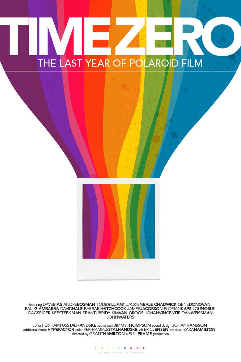Time Zero: The Last Year of Polaroid Film Poster