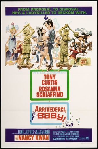 Arrivederci, Baby! Poster