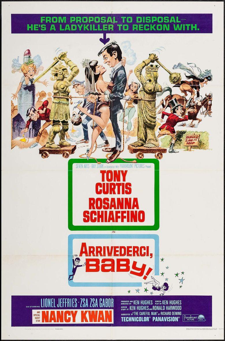 Arrivederci, Baby! Poster
