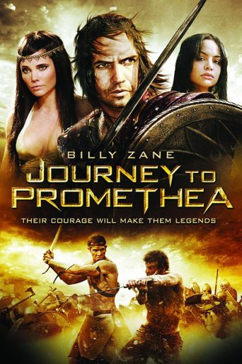 Journey to Promethea Poster