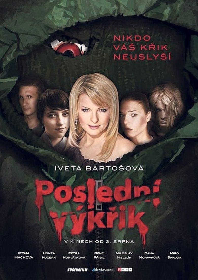 Poslední výkřik Poster