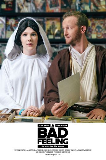 A Bad Feeling Poster