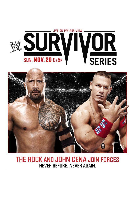 WWE Survivor Series 2011 Poster