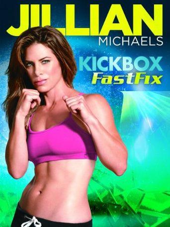 Jillian Michaels Kickbox FastFix - Tutorial Poster