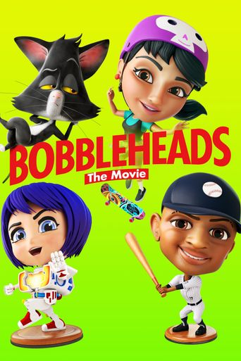 Bobbleheads: The Movie Poster