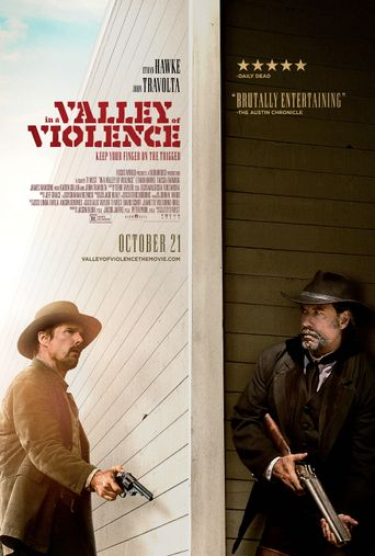 Watch In a Valley of Violence