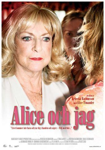 Alice och jag Poster