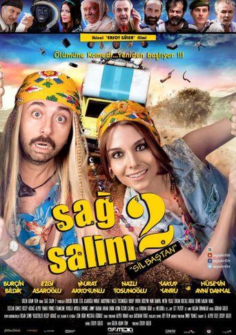 Sağ Salim 2 Poster