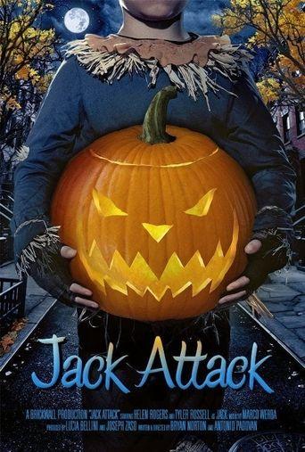 Jack Attack Poster