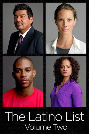 The Latino List: Volume 2 Poster