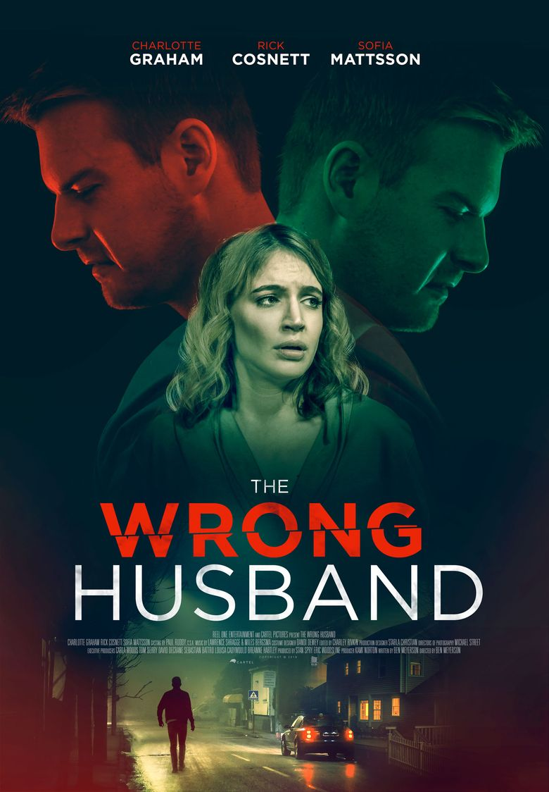 The Wrong Husband Poster