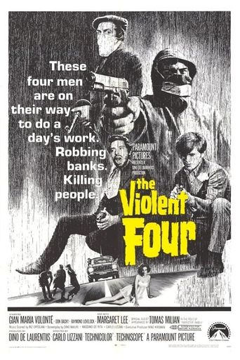 The Violent Four Poster