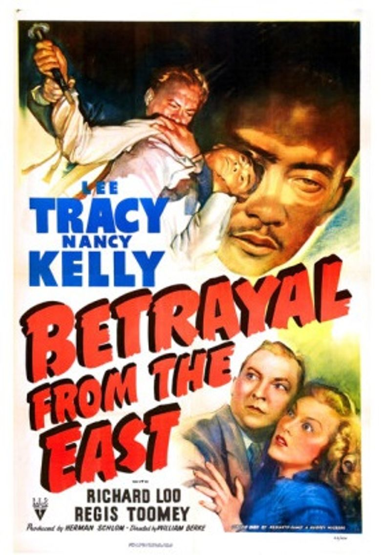 Betrayal from the East Poster