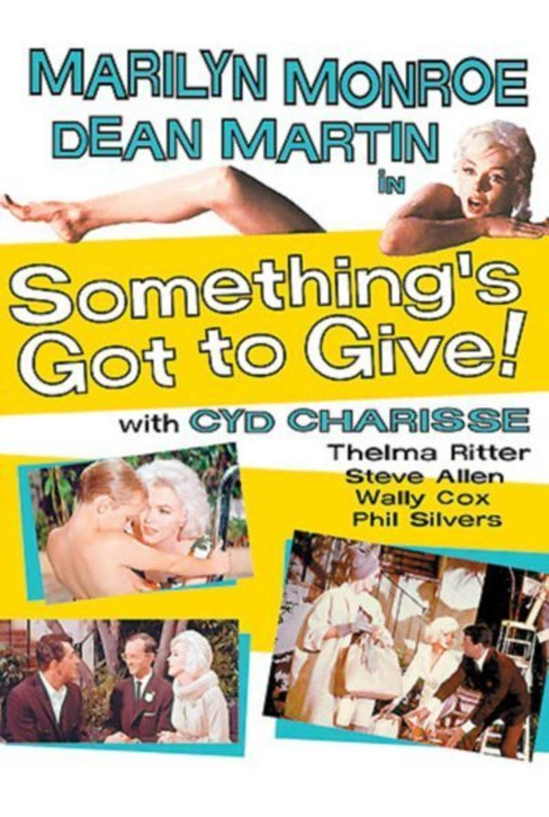Something's Got to Give Poster