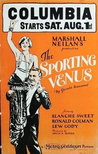 The Sporting Venus Poster