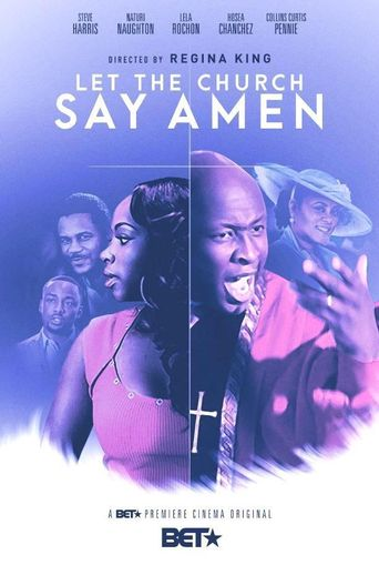 Let the Church Say Amen Poster