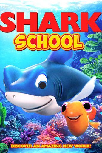 Shark School Poster