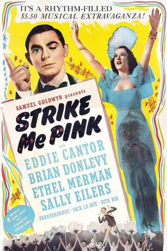 Strike Me Pink Poster
