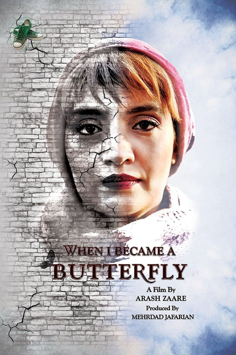 When I Become A Butterfly Poster