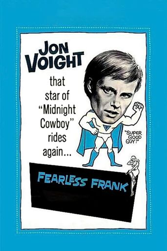 Fearless Frank Poster