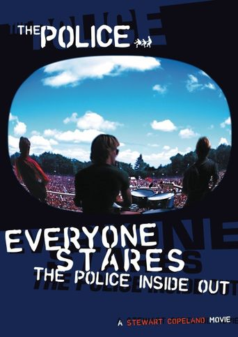 Everyone Stares: The Police Inside Out Poster