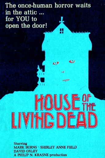 House of the Living Dead Poster
