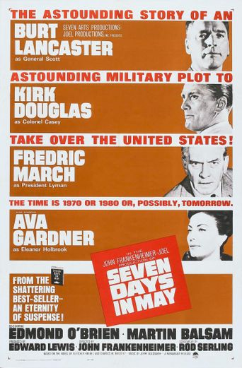 Watch Seven Days in May