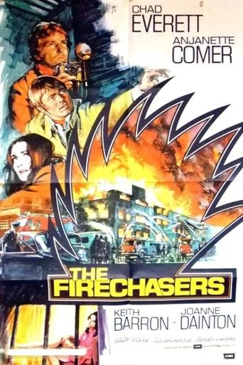 The Firechasers Poster