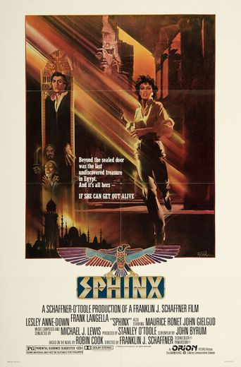 Sphinx Poster