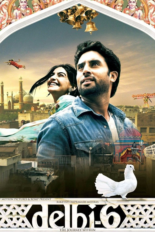 Delhi-6 Poster
