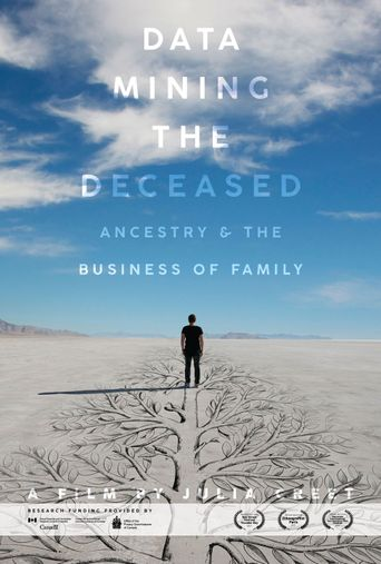 Data Mining the Deceased: Ancestry and the Business of Family Poster
