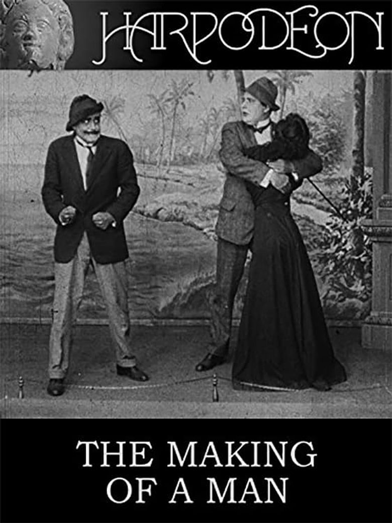 The Making of a Man Poster