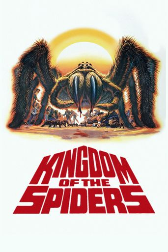 Kingdom of the Spiders Poster