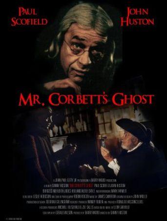 Mr. Corbett's Ghost Poster