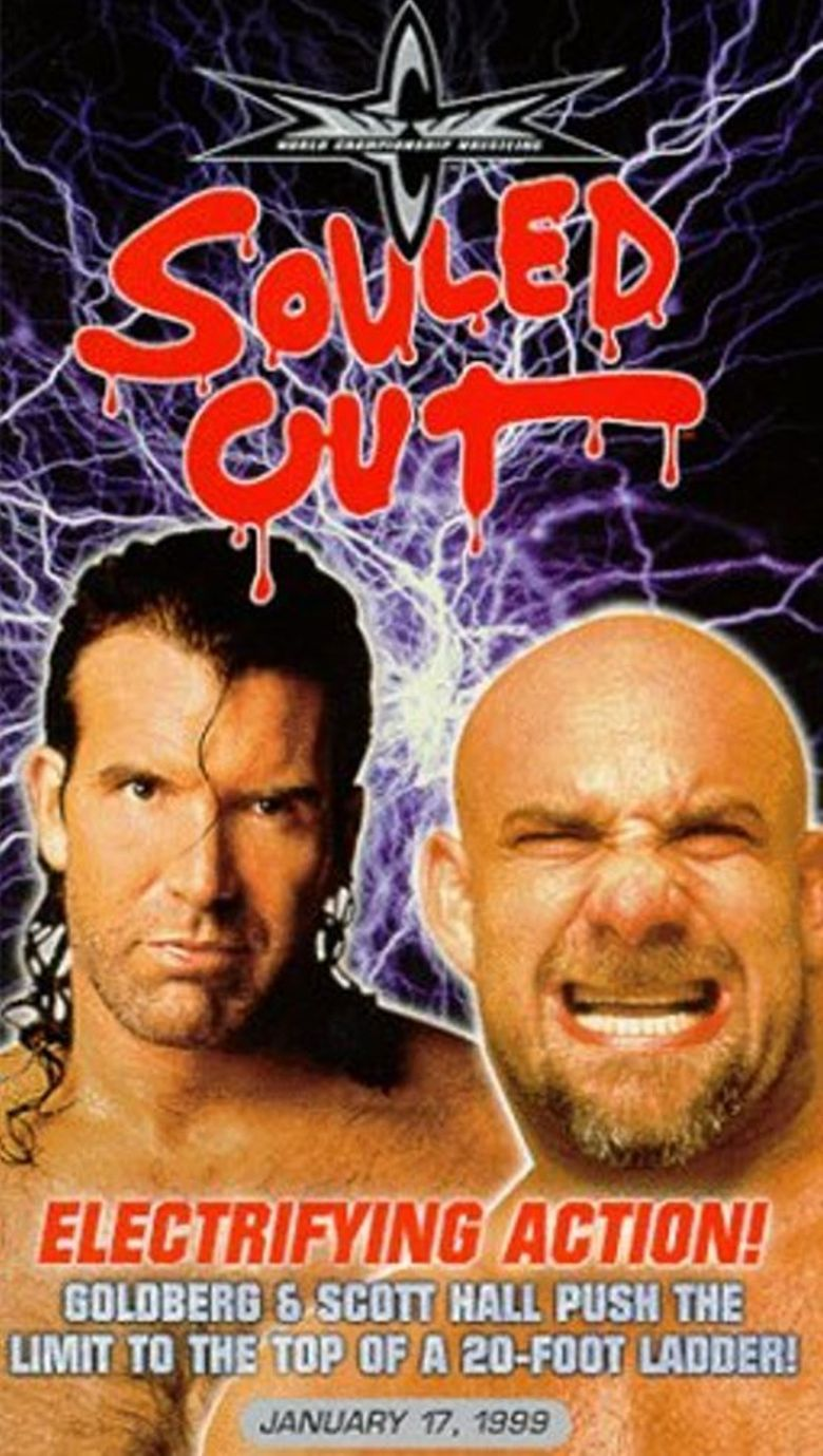 WCW Souled Out 1999 Poster