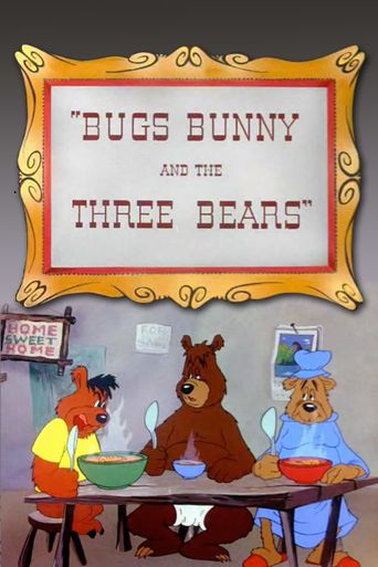 Bugs Bunny and the Three Bears Poster