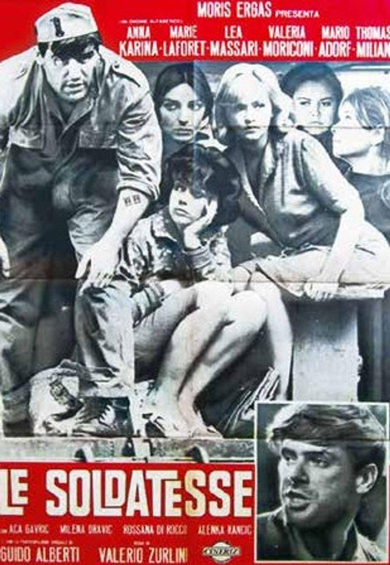 Le Soldatesse Poster