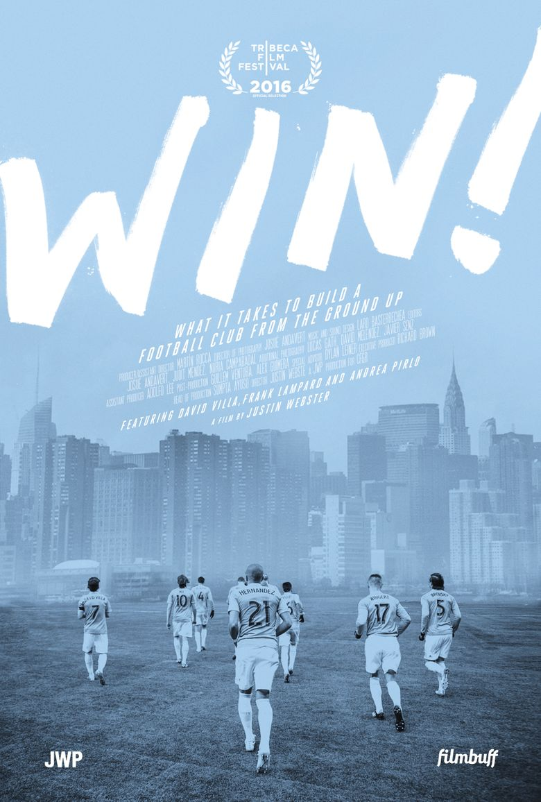Win! Poster