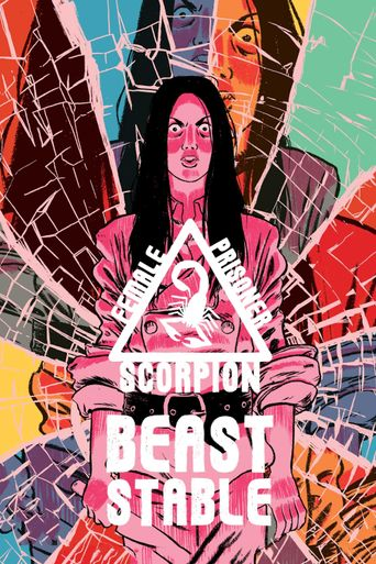 Female Prisoner Scorpion: Beast Stable Poster