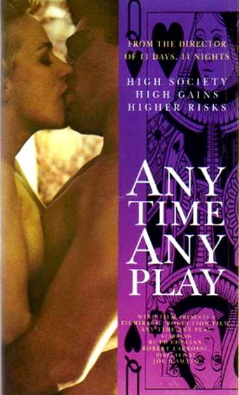 Any Time, Any Play Poster