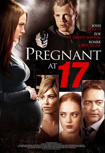 Pregnant At 17 Poster