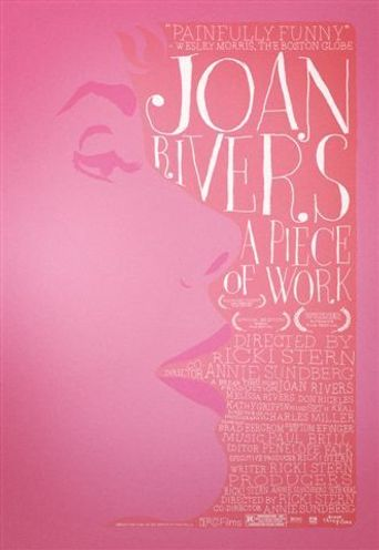 Joan Rivers: A Piece of Work Poster