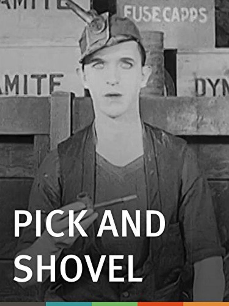 Pick and Shovel Poster