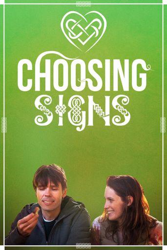 Choosing Signs Poster
