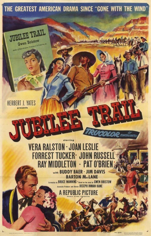 Jubilee Trail Poster