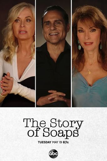 The Story of Soaps Poster