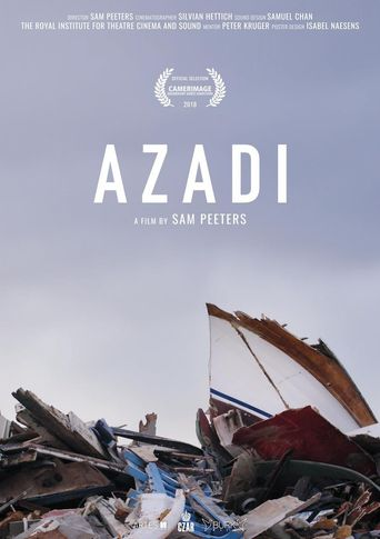 Azadi Poster