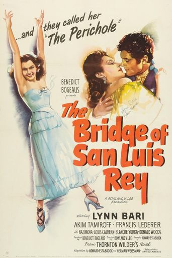 The Bridge of San Luis Rey Poster