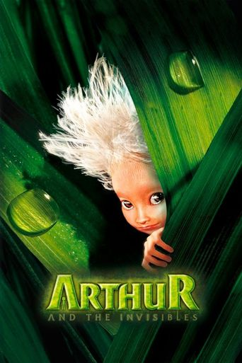 Arthur and the Invisibles Poster