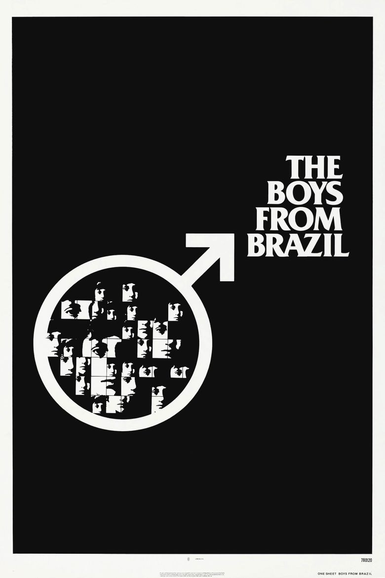 The Boys from Brazil Poster